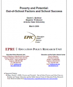 Poverty and Potential: Out-of-School Factors and Student